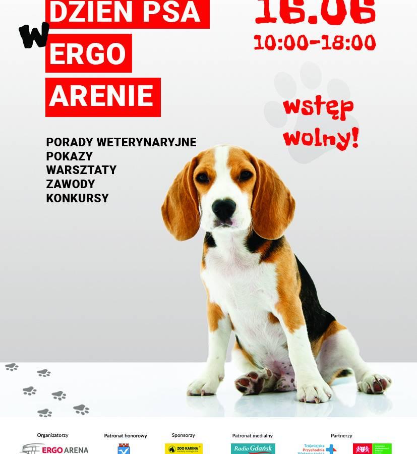 Dzień Psa 2019 w Ergo Arenie w Gdańsku
