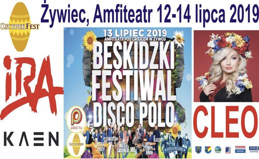 OscypekFest 2019 w Amfiteatrze pod Grojcem w Żywcu: koncert KaeNa