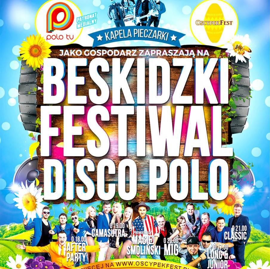 OscypekFest 2019 w Amfiteatrze pod Grojcem w Żywcu: Festiwal Disco Polo