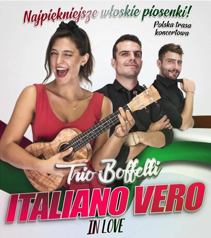 Koncert Trio Boffelli w MOK w Legionowie