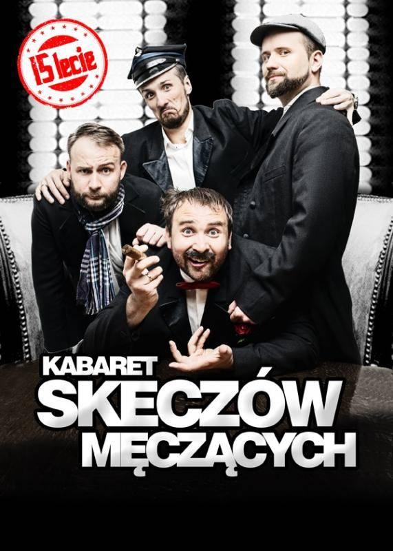 Kabaret Skeczów Męczących w Kinoteatrze Adria w Bydgoszczy