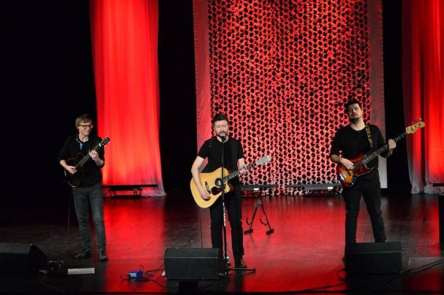 Koncert pieśni Bułata Okudżawy w SCK BEST w Bielsku-Białej