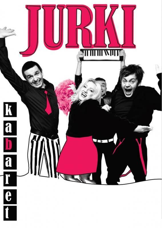 Kabaret JURKI w Sanockim Domu Kultury w Sanoku