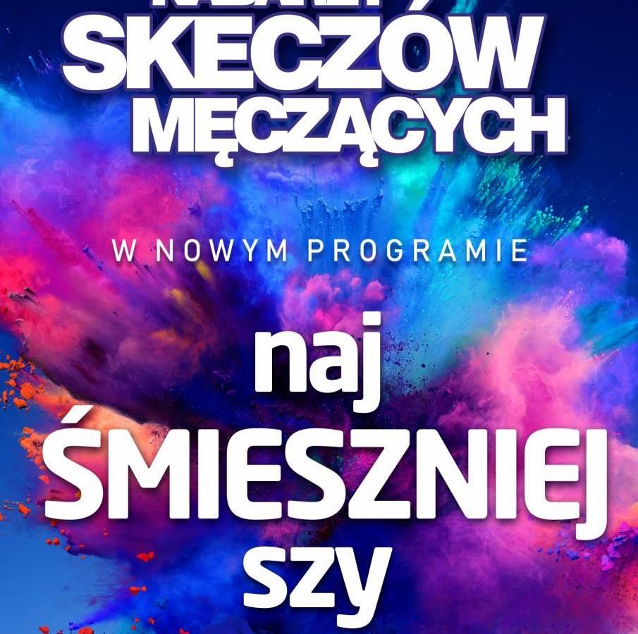 Kabaret Skeczów Męczących w Sali Teatralnej MOKSiR w Chrzanowie