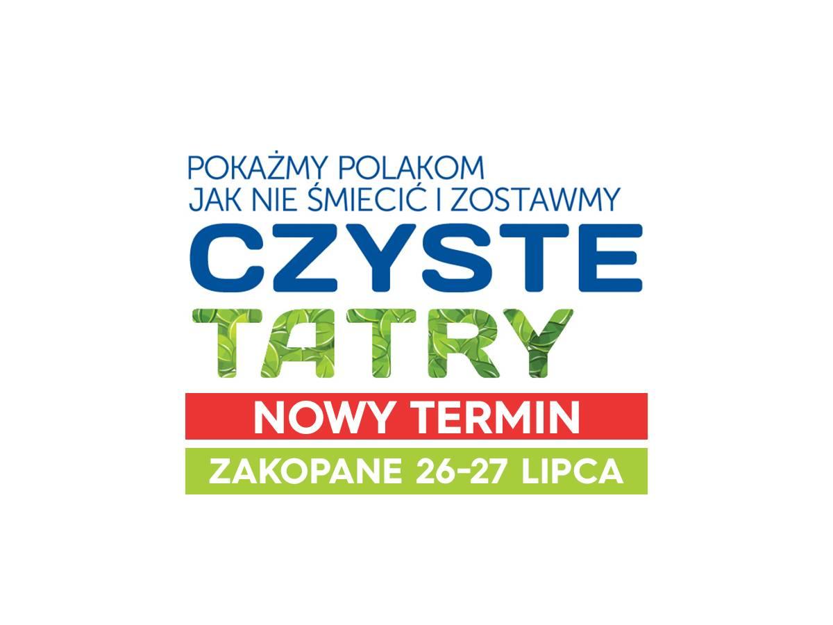 """Akcja """"Czyste Tatry"""" 2019 w Zakopanem"""