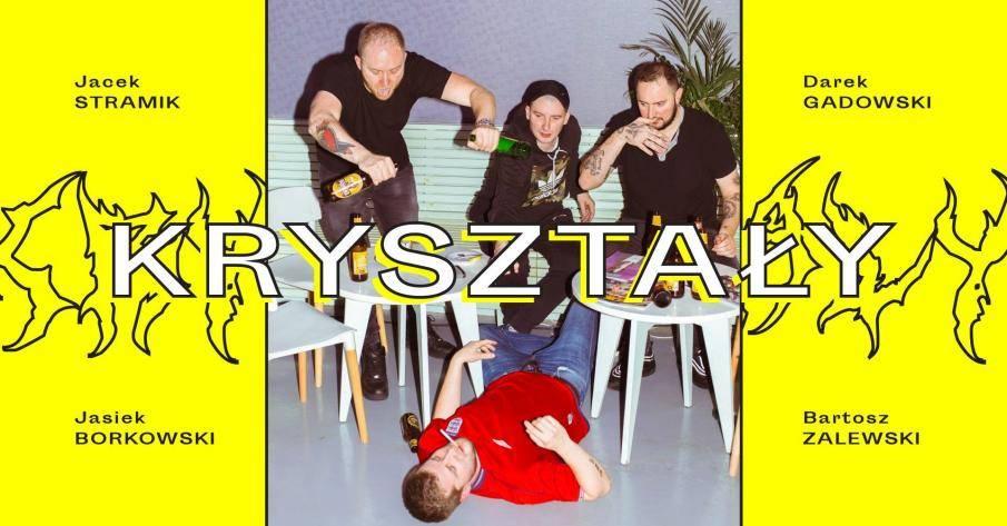 Stand-up w Kulaj i Hulaj w Ostrzeszowie: Kryształy
