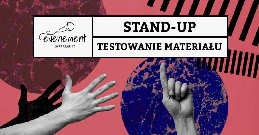 Stand-up w Iowa Music Bar w Iławie: Testowanie Materiału