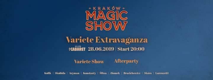 Kraków Magic Show: Variete Extravaganza