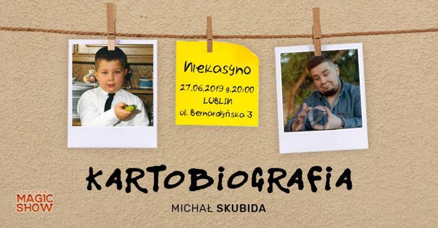 Magic Show w Lublinie: Michał Skubida