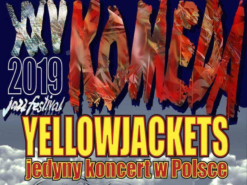 XXV Komeda Jazz Festival w Słupsku: YELLOWJACKETS