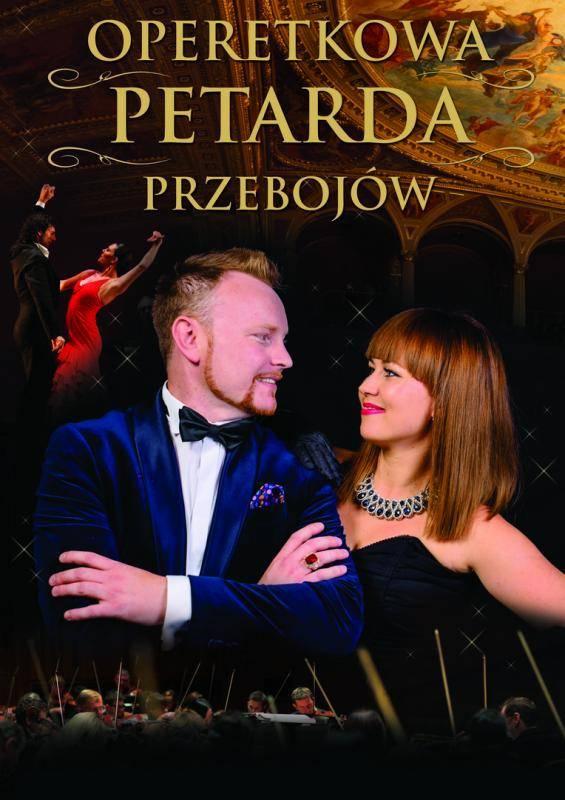 """Koncert """"Operetkowa petarda przebojów"""" w Miejskim Ośrodku Kultury w Głogowie"""