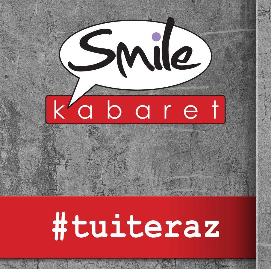 Kabaret Smile - nowy program: Tu i teraz! w Elblągu