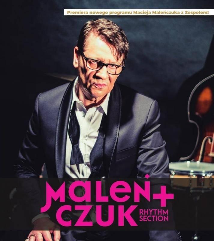 Koncert Macieja Maleńczuka w Oświęcimskim Centrum Kultury