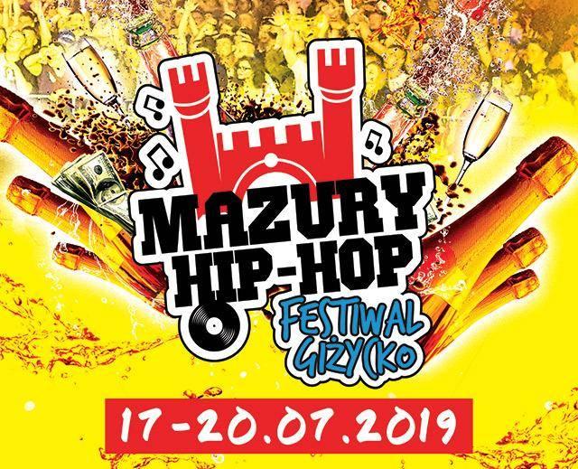 Mazury Hip Hop Festiwal w Giżycku - DZIEŃ I