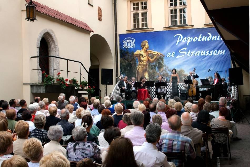 Popołudnie ze Straussem 2019 w Wieliczce: koncert 3