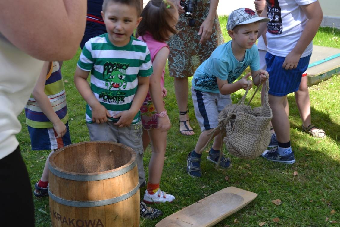 Lato w Muzeum w Wieliczce 2019: Zabawy z wyobraźnią