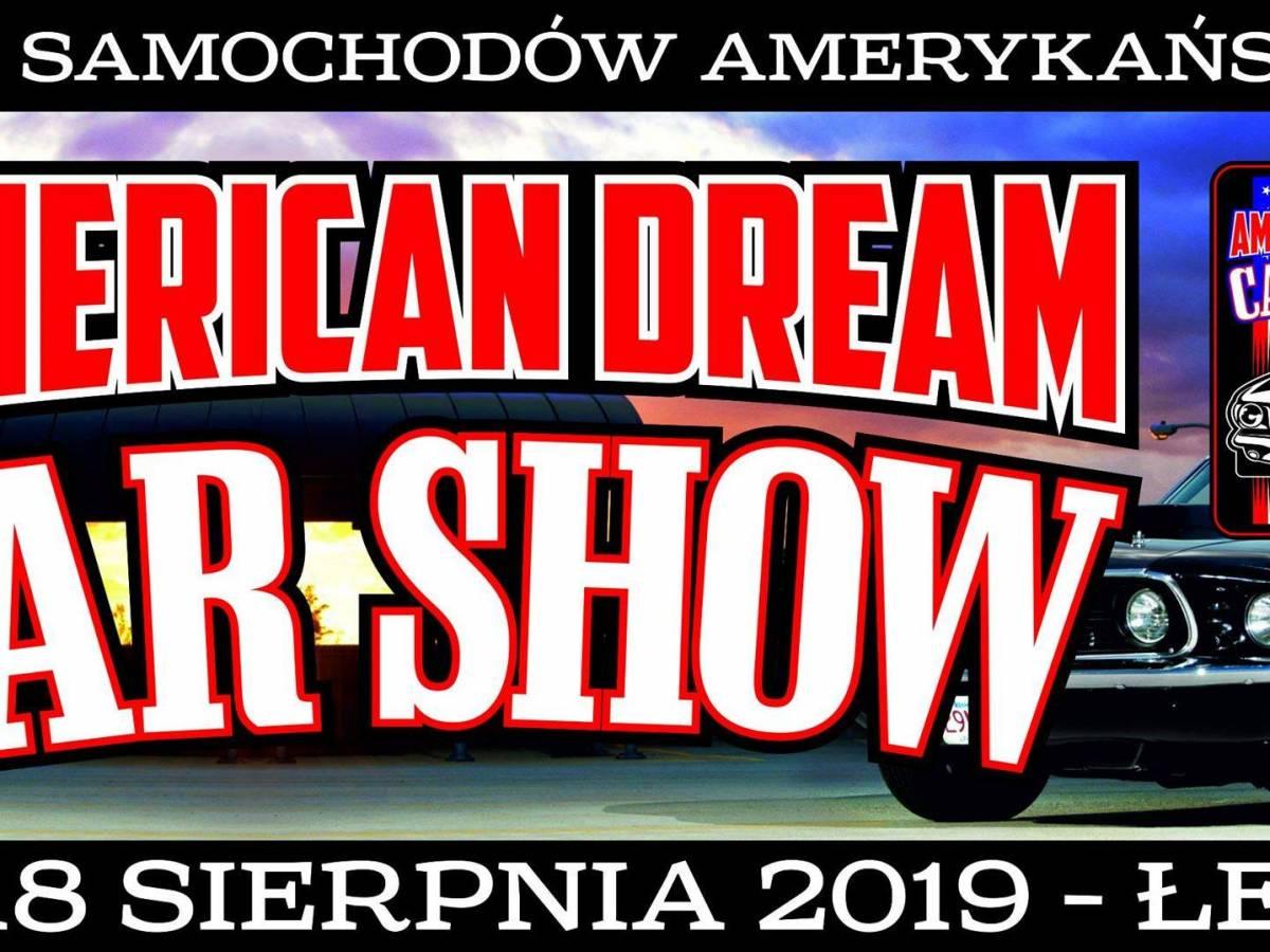 VI American Dream Car Show - Łeba 2019