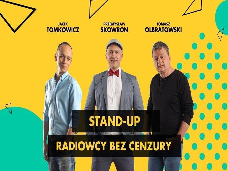 Stand-up Radiowcy Bez Cenzury w Wodzisławiu Śląskim