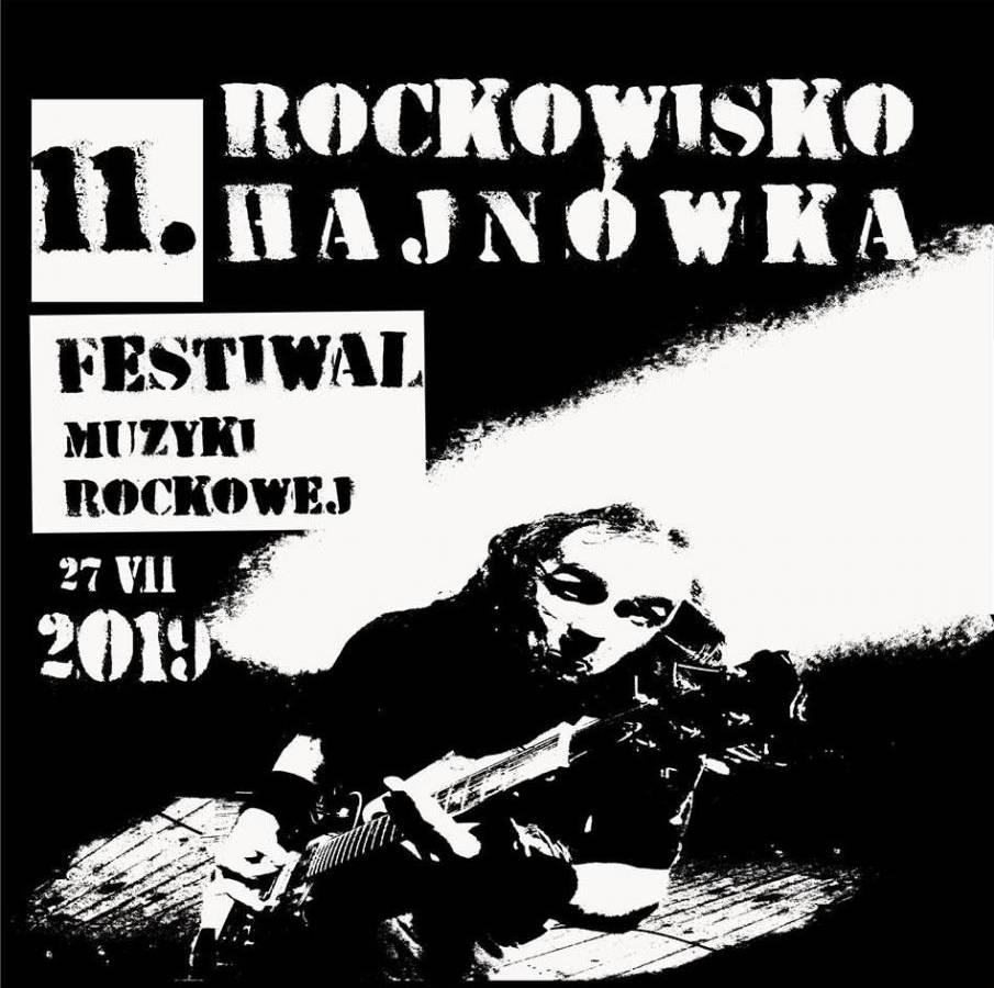 11. Festiwal Rocowisko w Amfiteatrze Miejskim w Hajnówce