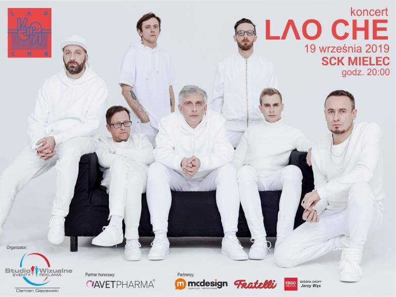 Koncert LAO CHE w Mielcu