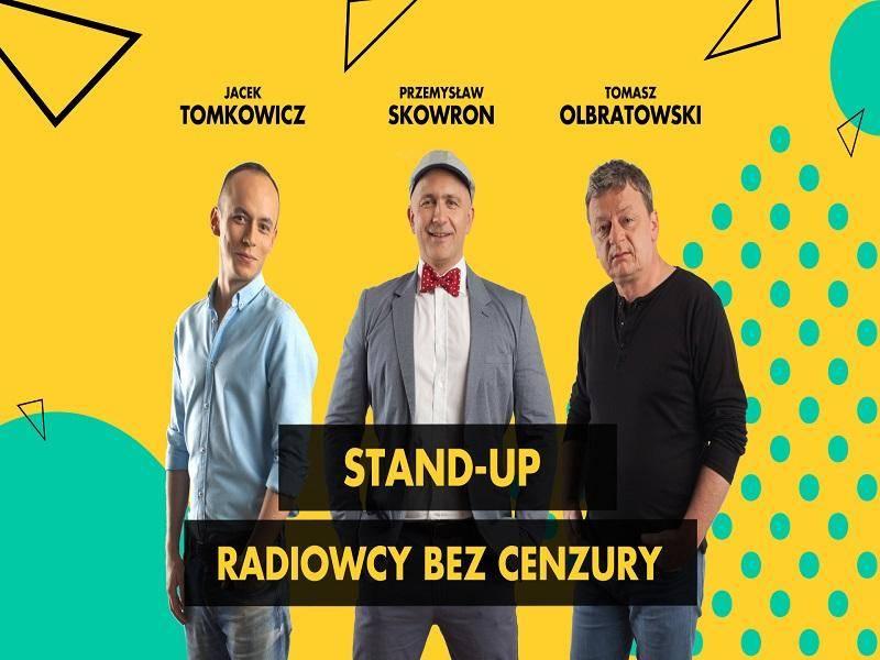 Stand-up Radiowcy Bez Cenzury w Niezłej Sztuce w Rzeszowie