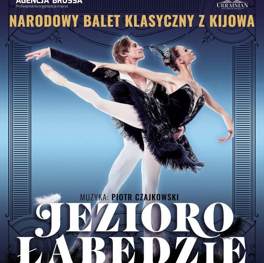 Narodowy Balet Kijowski w Lubinie