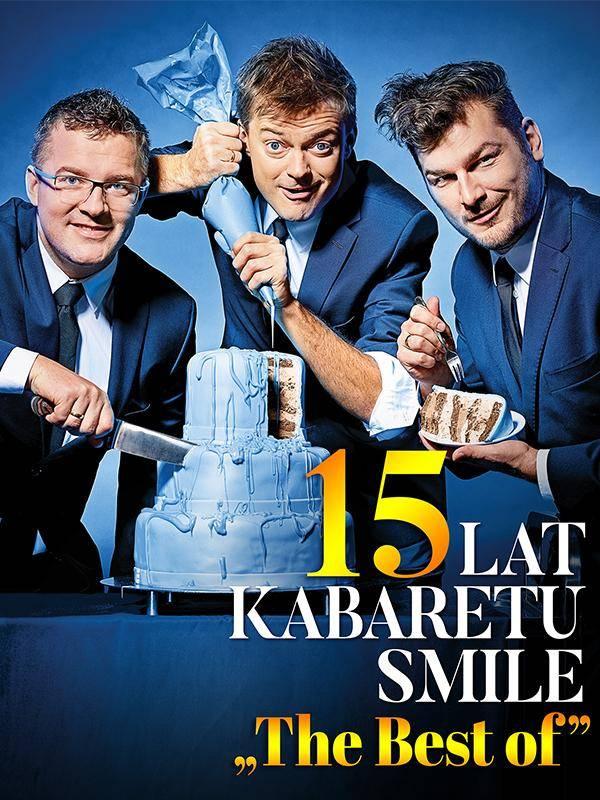 The Best of 15 lat Kabaretu Smile w Amfiteatrze w Rewalu