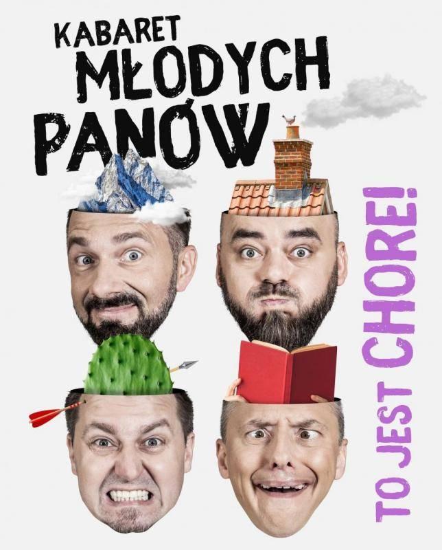 Kabaret Młodych Panów w Hali Centrum Park w Chojnicach