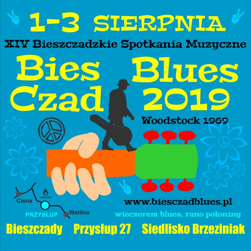 Bies Czad Blues 2019 - dzień 1