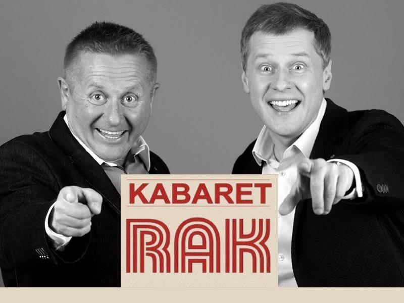 Kabaret RAK w Auli PWSZ w Nowym Sączu