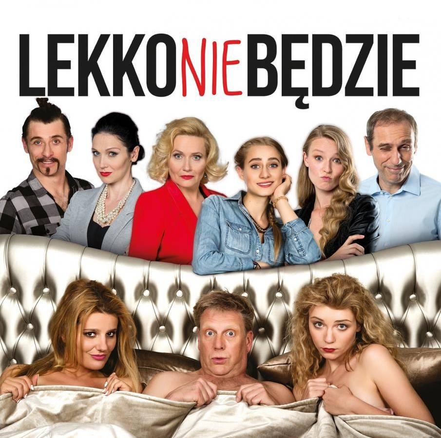 """Spektakl """"Lekko nie będzie"""" w Scenie Teatralnej NOT w Gdańsku"""