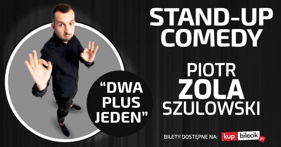 Piotr Zola Szulowski Stand-up w Underground Pub w Tychach