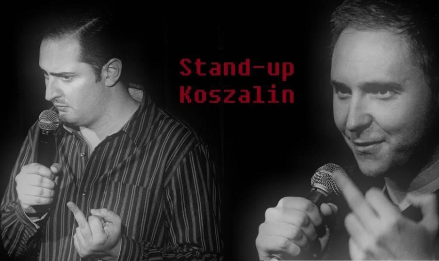 Stand-up w Domku Kata w Koszalinie: Jacek Stramik i Darek Gadowski