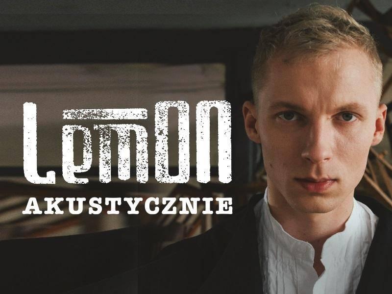 LemON Akustycznie w Warmińsko-Mazurskiej Filharmonii w Olsztynie