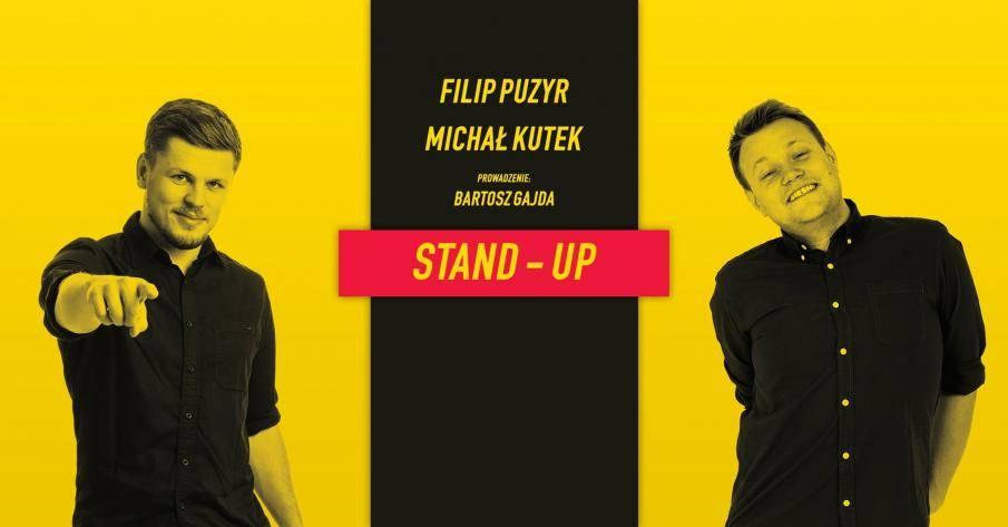 Michał Kutek / Filip Puzyr Stand-up w Kutnie