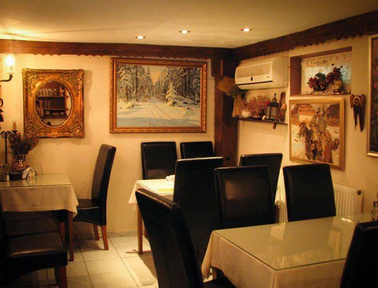 Bar Pod Malwami Polańczyk W Polańczyku