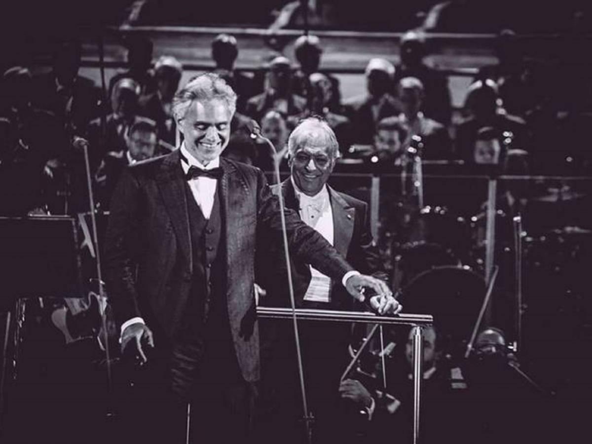 Koncert: Andrea Bocelli w Krakowie