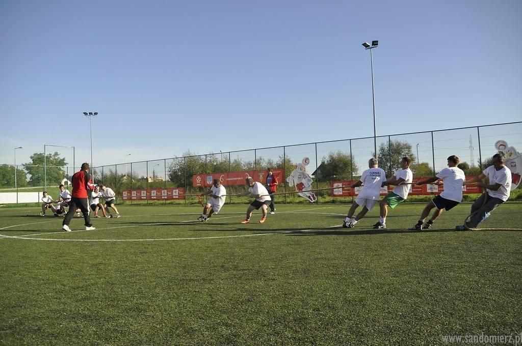 Narodowy Dzień Sportu w Sandomierzu