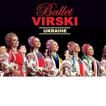 Narodowy Balet Ukrainy Virski w Suwałkach