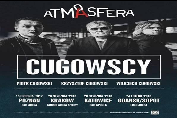 Koncert: Atmasfera Cugowscy - Sopot/Gdańsk
