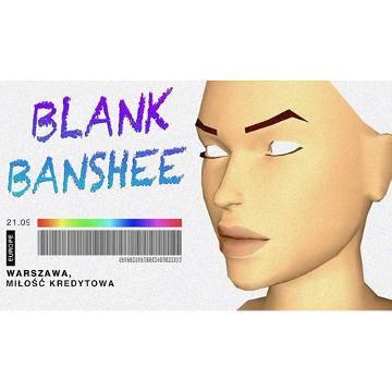 Koncert: Blank Banshee w Warszawie
