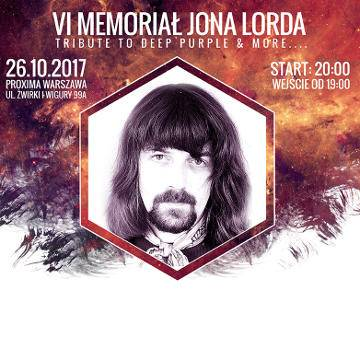 VI Memoriał Jona Lorda w Warszawie