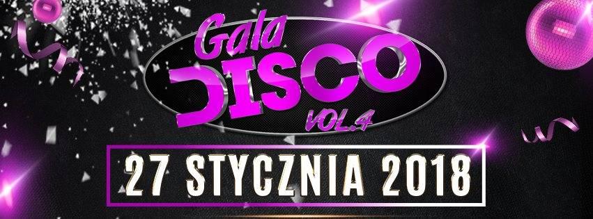 Gala Disco w Lubinie