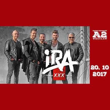 Koncert: Ira we Wrocławiu