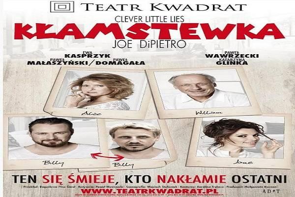 Spektakl pt. Kłamstewka w Operze na Zamku w Szczecinie