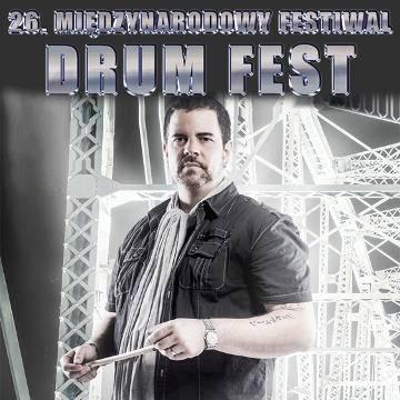 Drum Fest: Russ Miller - recital perkusyjny w Opolu