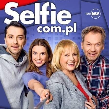 Spektakl: Selfie.com w Żywcu