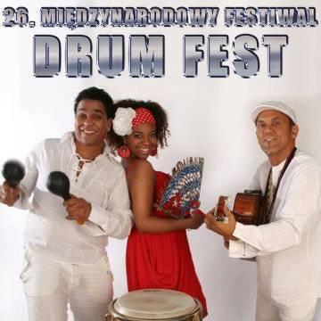 Drum Fest: Jose Torres & Havana Dreams w Brzegu