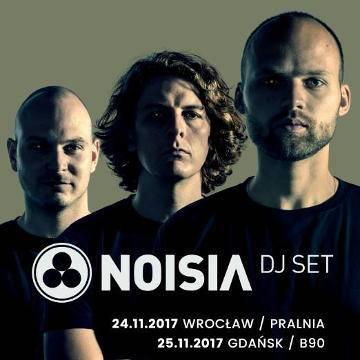 Koncert: Noisia Dj Set w Gdańsku