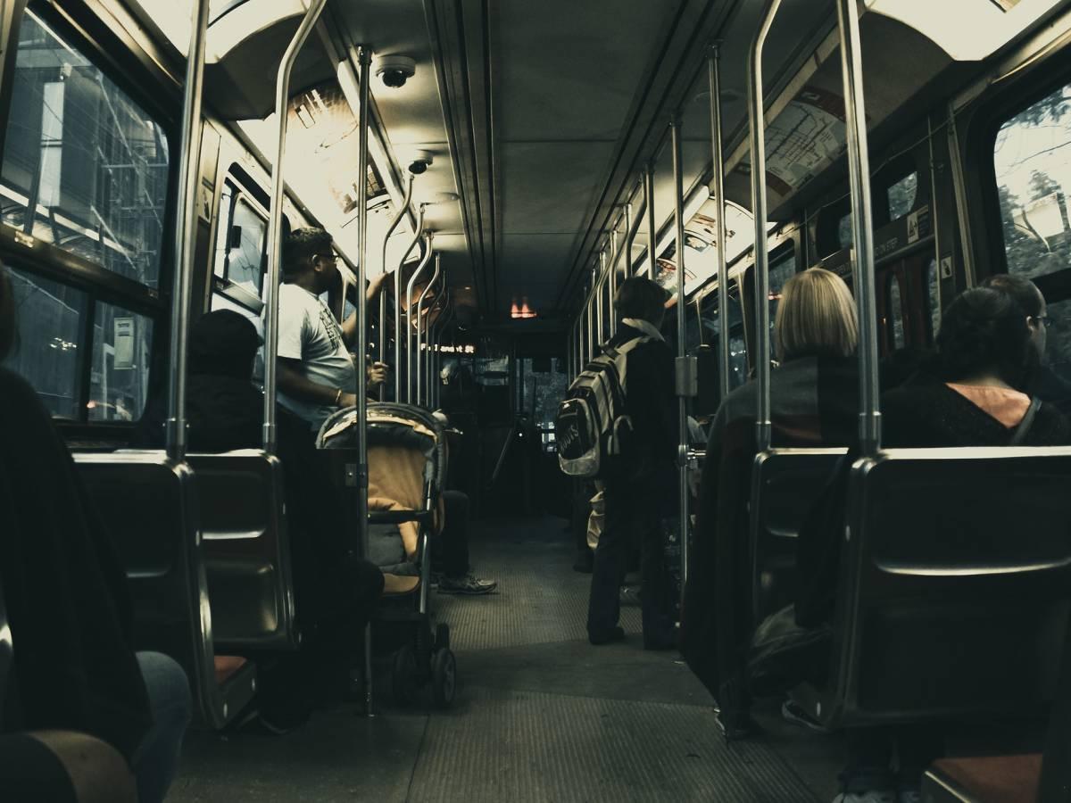 Przedstawienie teatralne pt. Nocny autobus w Sopocie